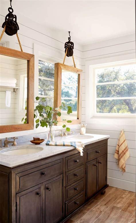 rustic bathroom vanity ideas  designs
