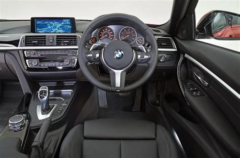 bmw  series interior autocar