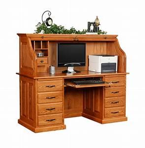 Roll Top Desk Furniture Tuckr Box Decors Making Roll