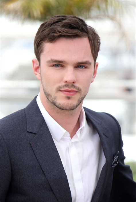 Hot Photos of Nicholas Hoult | POPSUGAR Celebrity UK Photo 12