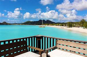 best honeymoons in the caribbean couples resorts all With antigua all inclusive honeymoon