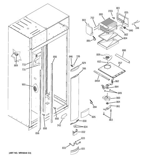 ge zissnrhss side  side refrigerator parts sears partsdirect