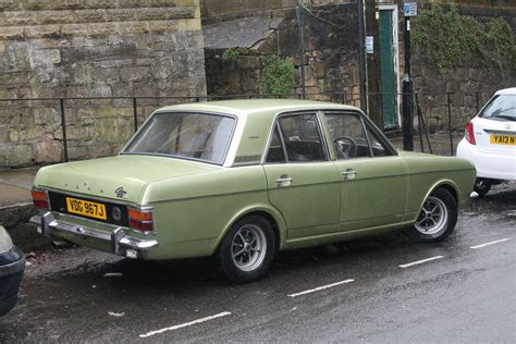 1970 Ford Cortina 1600E | I love this one so much- Mk2 ...