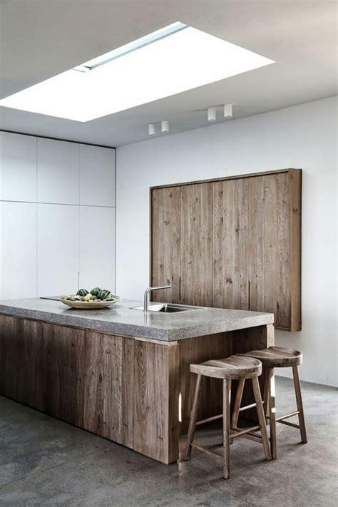 cuisine beton cire bois cuisine bois beton cire wraste com