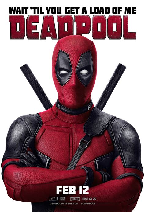 deadpool poster film movies wiki wikia official