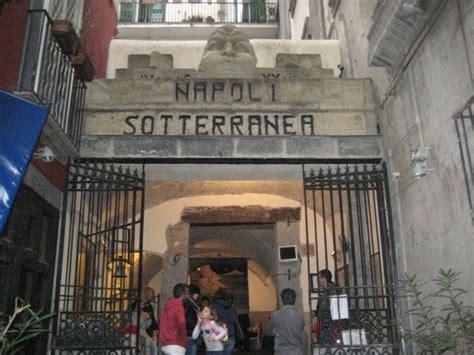 Ingresso Napoli Sotterranea by Ingresso Di Napoli Sotterranea Viaggi Vacanze E Turismo