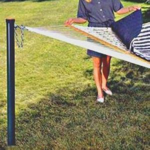 Hammock Posts In Ground by Removable Quot In Ground Quot Hammock Post Patio Furniture Porch