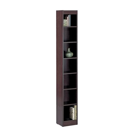15 Inch Bookshelf by Top 15 Narrow Bookshelf And Bookcase Collection