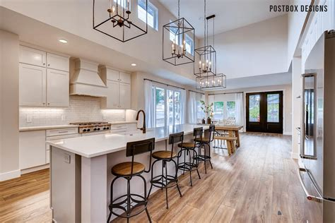 interior design of kitchen room big reveal peek inside this modern farmhouse kitchen