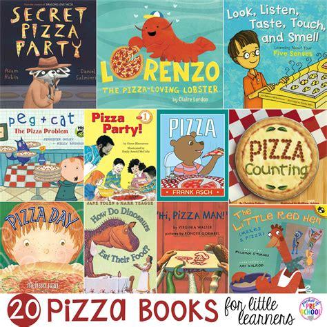 nutrition books preschool besto 619 | Pizza Books Cover Edited