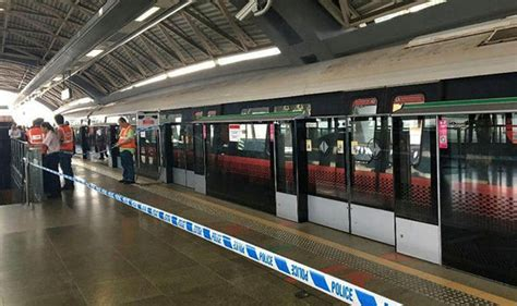 Horror Crash As 25 Commuters