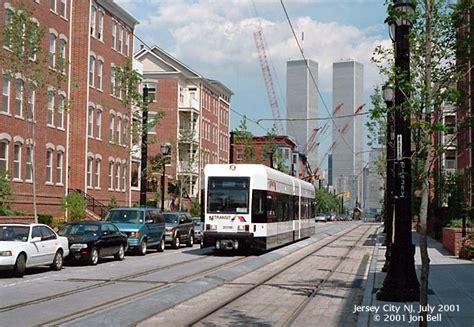 jersey city light rail hudson bergen light rail