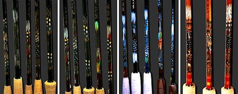 custom rod options