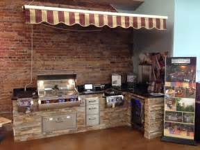 kitchen island kits 6 ft outdoor kitchen island frame kit fireside outdoor kitchens