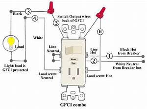 Gfci Combination Wiring