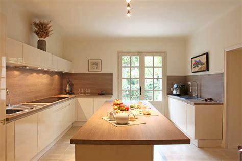 deco cuisine blanc et bois pretty cuisine bois et blanc images gallery gt gt cuisine