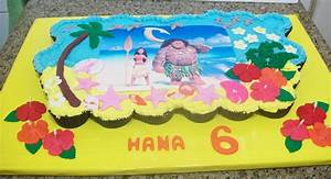 Moana Cupcake Pullappart - CakeCentral com
