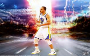 Stephen Curry as Wallpaper