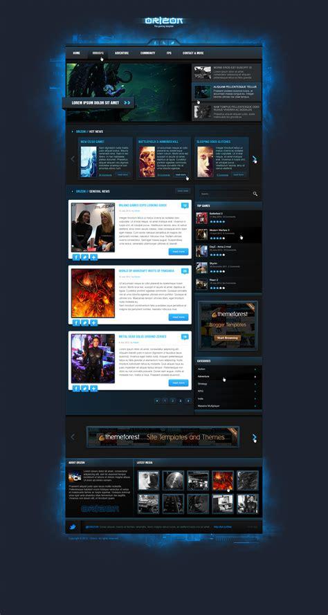 Best Psd Website Templates