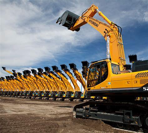 Plašs industriālās būvniecības tehnikas piedāvājums - ABC