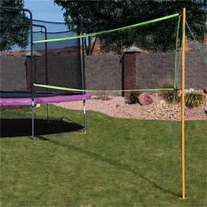 Skywalker Trampoline Volleyball Net Enclosure Attachment