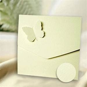 10 ivory textured butterfly wedding pocketfold invitations With textured pocket wedding invitations