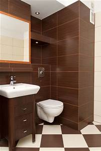 Bad Braune Fliesen : fliesen braun rustikales gem tliches ambiente im badezimmer ~ Markanthonyermac.com Haus und Dekorationen