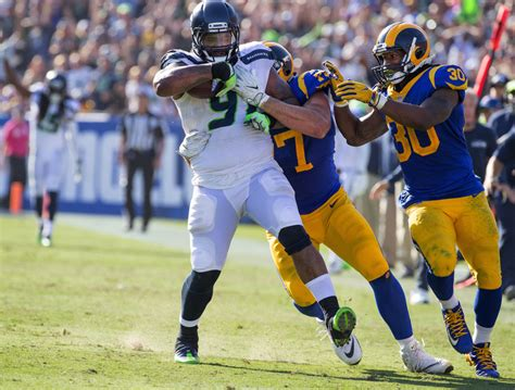 seahawks show upstart rams   nfc west  belongs