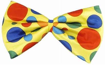 Clown Bowtie Clipart Polka Jumbo Dot Circus