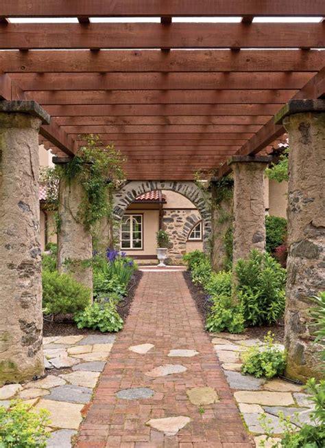 pergola designs   house gardens restoration