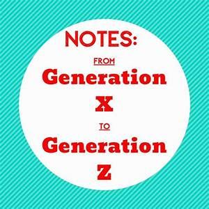 Attention Gen Z  In 2020
