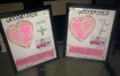Gifts For by Godparent Gift Ideas Diy Godparent Gifts Diy