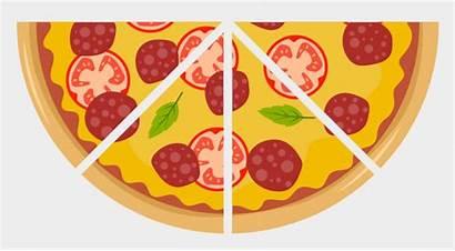 Pizza Vectores Clipart Pizzas Transparent Uncategorized Slice