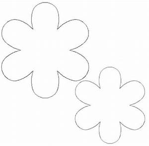 flower template for children39s activities activity shelter With free flower templates to print