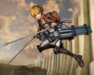 Attack On Titan 2 Character List And Screenshots Released