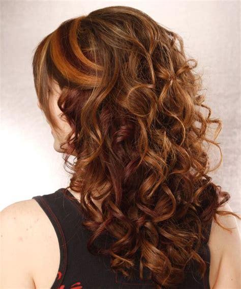 fancy elegant hairstyles with bangs formal half up long
