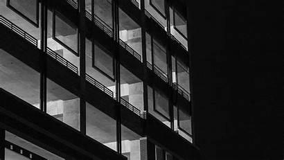 Aesthetic Building Wallpapers Windows Night During Dark