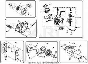 Homelite Ps9c5001 Powerstroke 5 000 Watt Generator Parts Diagram For General Assembly  Part 2