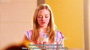 A collection of movie mean girls gifs quotes,Top 50 mean ...
