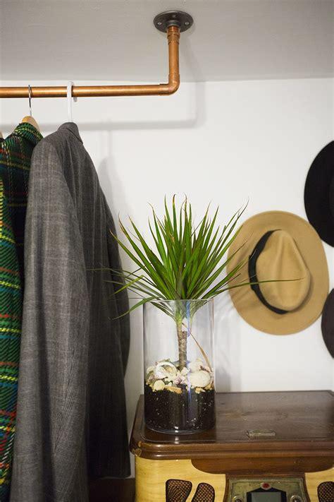 Kleiderstangen Für Die Wand by Platz Sparen Kleiderstange F 252 R Wand Selber Bauen Diy