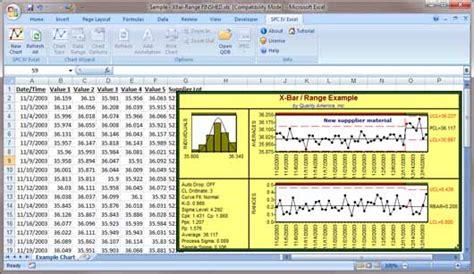 green belt xl lean  sigma software  excel