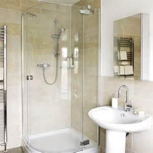 Corner Shower Small Bathroom Designs