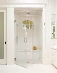 bathroom shower doors ideas walk in shower ideas no door bathroom traditional with baseboards curbless shower frameless