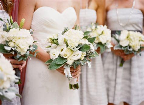 white wedding flowers bouquets left brain graphics