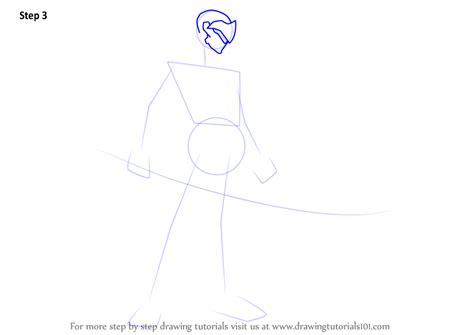 learn   draw genji  overwatch overwatch step