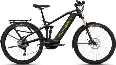 flyer e bike 2018 2018 flyer uproc3 suspension touring bike ebikes