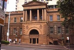 Treasury Building  Sydney