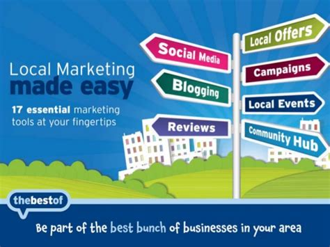 Local Marketing by Local Marketing Made Easy Networking