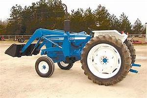 Ford 6600 Tractor Parts