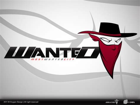 wanted logo by xcrank on deviantart